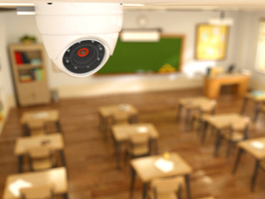 Camera in Classroom